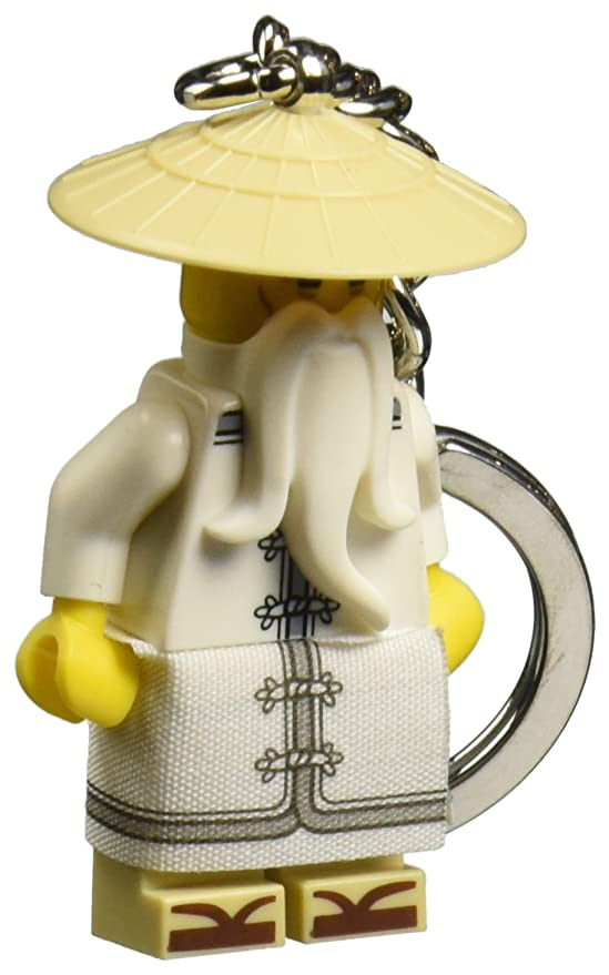 LEGO The Ninjago Movie Master Wu Key Chain 5004915