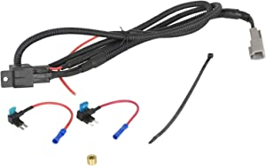 aFe Power 42-90003 DFS780 Lift Pump Wiring Kit: Boost to Relay