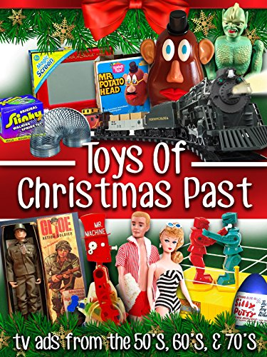 Toys of Christmas Past - TV Ads From the 50's, 60's, - 50s Toy