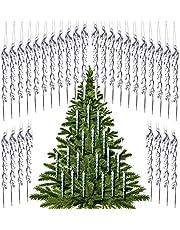 MEJOSER Kerstversiering van kunststof, 30 stuks