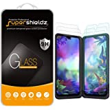 (3 Pack) Supershieldz Designed for LG G8X ThinQ Screen Protector (3 Tempered Glass Main Screen and 3 PET Dual Screen) Anti Sc