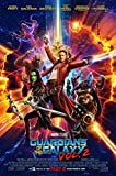 "Posters USA - Marvel Guardians of the Galaxy Vol. 2 II Movie Poster GLOSSY FINISH - MOV831 (24"" x 36"" (61cm x 91.5cm))"