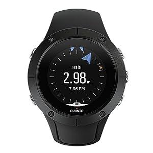 Suunto Spartan Trainer Wrist HR - SS022668000 - Black (Negro) - Talla única