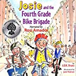 Josie and the Fourth Grade Bike Brigade: Josie Goes Green, Book 1 | Beth Handman,Kenny Bruno,Antonia Bruno