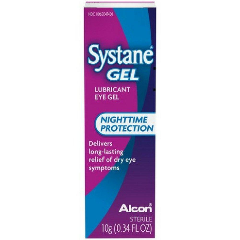 Systane Gel Nighttime Protection Lubricant Eye Gel 10 g