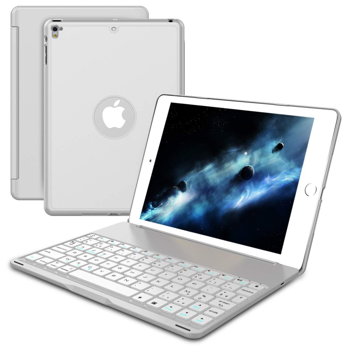 第一ネット Scheam カバー iPad Pro 9.7 ケース カバー 0932-9N-608 9.7 ポーチ ポーチ 高耐久 保護, シルバー, 0932-9N-608 シルバー B07L6WKDBT, OldNew:cde9181e --- a0267596.xsph.ru