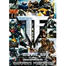 Transformers Trilogy (Transformers/Transformers: Revenge of the Fallen/Transformers: Dark of the Moon)