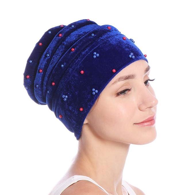 Ears Damen Muslimischer Hut, Frauen Samt Indien Hut Moslemischer ...