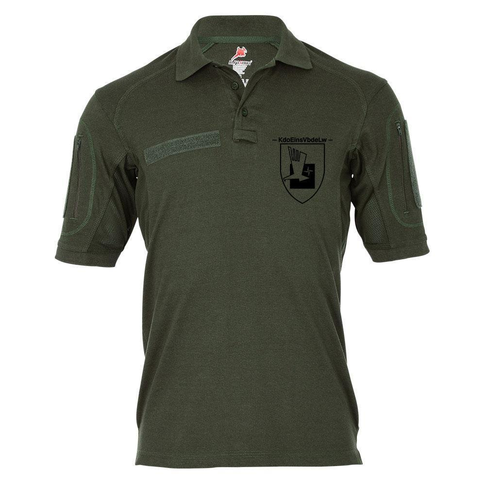Tactical Poloshirt Alfa - Kommando Einsatzverbände KdoEinsVbdeLw Wappen Kommandobehörde Luftwaffe  19140