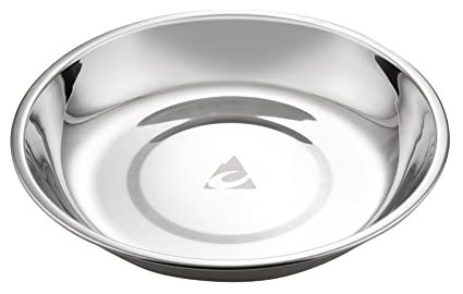 Chinook Plateau 18/8 Stainless Steel 8.5 Inch Plate Deep  sc 1 st  Amazon.com & Amazon.com | Chinook Plateau 18/8 Stainless Steel 8.5 Inch Plate ...