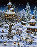 Vermont Christmas Company Woodland Holiday Advent Calendar