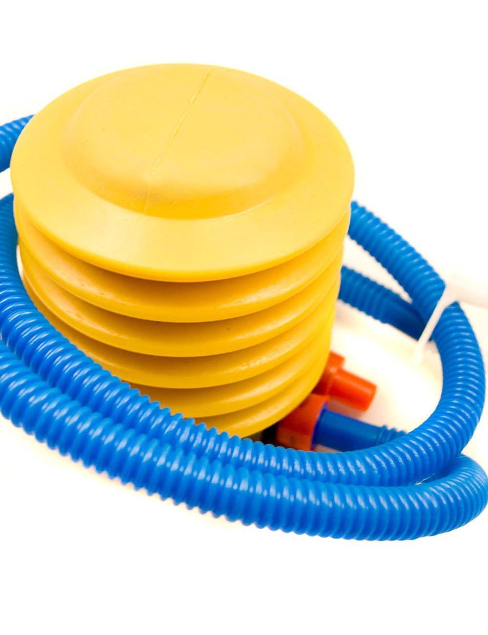 Home Tools.EU® Fuelle–Bomba para pelota de baño de baño de pelotas de natación Anillo, colchón de aire, manguera con diferentes boquillas HomeTools.eu HT-BB-BP2