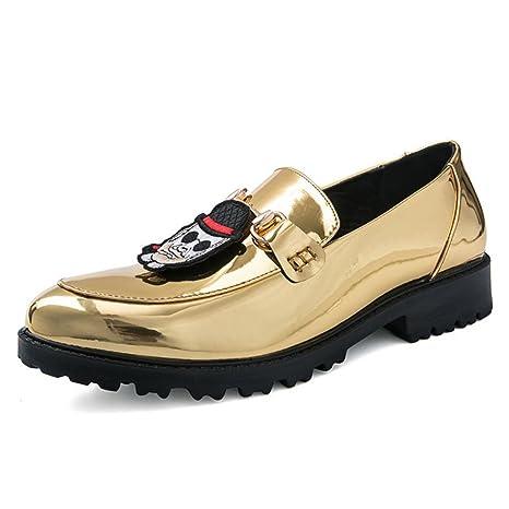 CAI Zapatos de Hombre sintéticos de Microfibra de Cuero 2018 Primavera/ Verano/otoño/