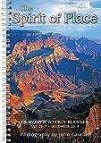 The Spirit Of Place - Photography By John Gavrilis 2018 Engagement Calendar (CW0227)