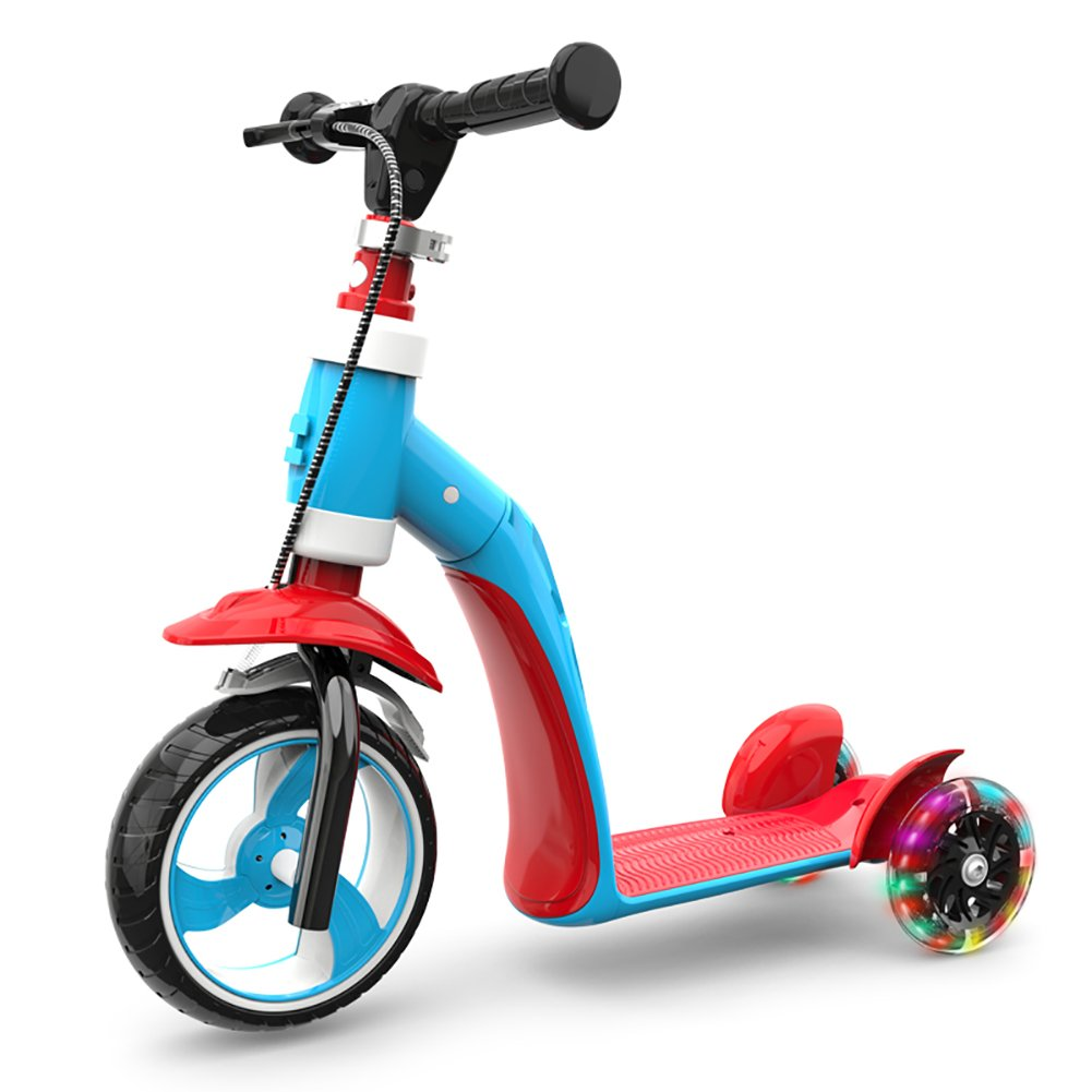 子供のスクーターフラッシュダブルリアホイール1-2-3歳の赤ちゃんスリッパリーアーチファクト3ホイールトライク - 約40kg - B07F6RHJFZ Style 2 Style B07F6RHJFZ Style 2, いーものや:41044d01 --- rchagen.ru