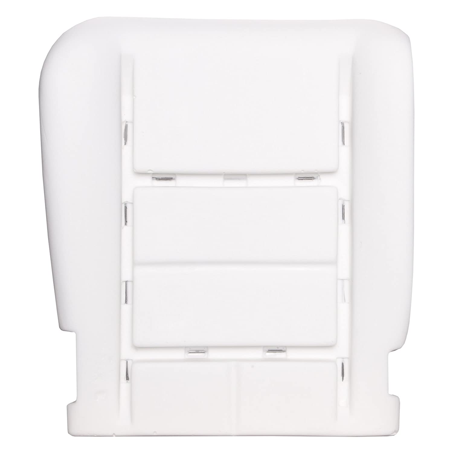 The Seat Shop Durofoam Replacement Driver Bottom Foam Seat Cushion (Compatible with 2002-2010 Ford F250/F350 Crew Cab (2002-2005 Excursion))
