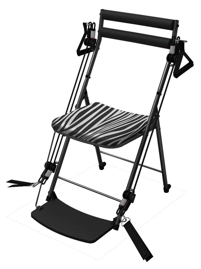 Chair Gym - The Total Body Workout