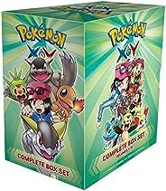Pokémon X-Y Complete Box Set: Includes Vols. 1-12