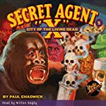 Secret Agent X #5 June, 1934 | Brant House,Paul Chadwick, Radio Archives