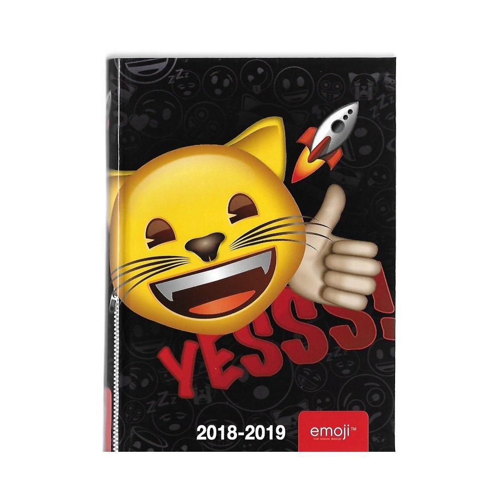 Emoji - Agenda Año Escolar 2018 - 2019 - intra-vaginal - 17 ...