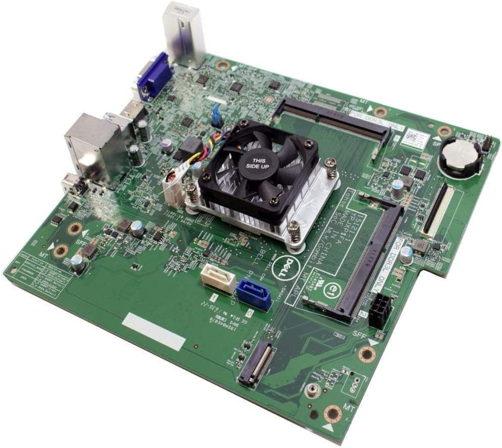 Ebid Deals Inspiron 3362 DDR3L SDRAM 2 Memory Slots Desktop Motherboard 37PG0 037PG0 CN-037PG0