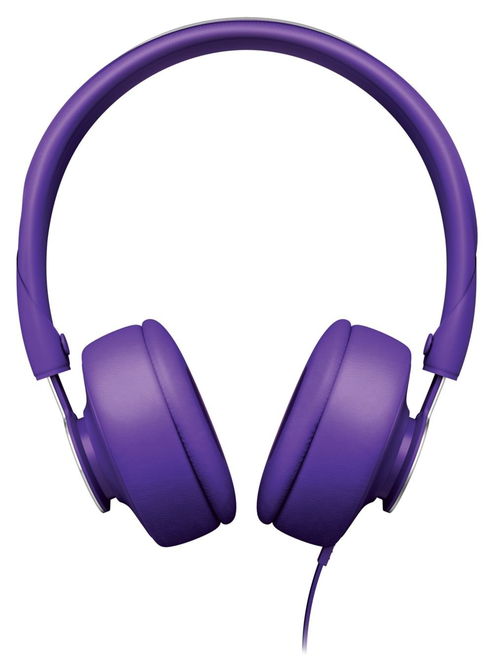 Philips SHL5605PP/28 CitiScape Downtown Headphones (Purple) (Discontinued by Manufacturer)