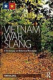 Vietnam War Slang, Tom Dalzell, 0415839416