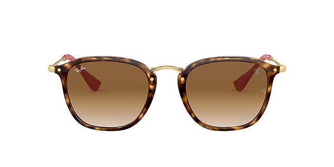 Ray-Ban 0RB2448NM Gafas de sol, Havana, 50 para Hombre: Amazon.es ...