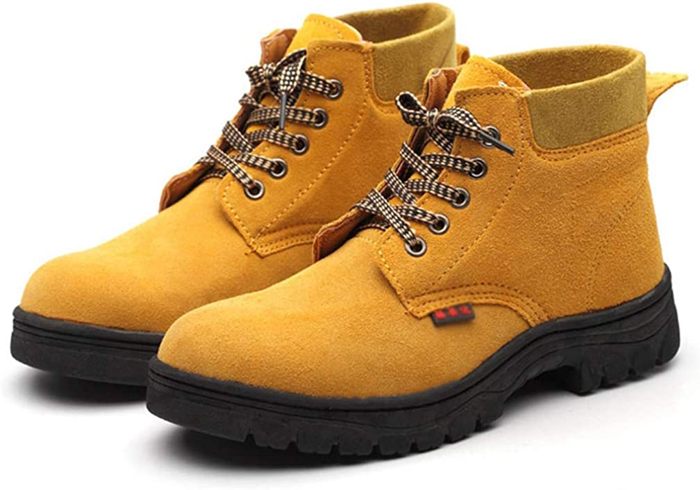AcMeer] Safety Shoes, Work Shoes