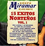 Miramar (15 Exitos Nortenos Volumen 1 CDVAR-547757)
