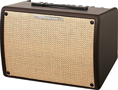 Ibanez T30II Troubadour II Acoustic Guitar Combo Amplifier Brown - 30 Watt w/ Digital Chorus and Reverb by I.B.A.N.E.Z.