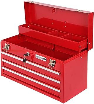 Maletín de herramientas caja de herramientas vacía Caja de ...