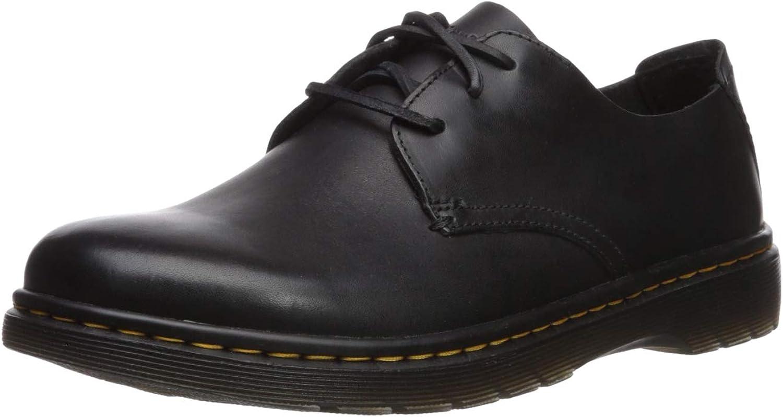 TALLA 39 EU. Dr. Martens Elsfield, Zapatos de Cordones Derby para Hombre