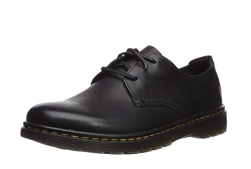 4bd942c75032 Dr. Martens Men s ELSFIELD Oxford Black 6 Regular UK (7 ...