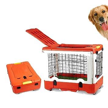 DMMASH Jaula para Perros Al Aire Libre Jaula para Perros Jaula para Perros Grande Jaula para