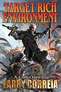 Book Cover: Target Rich Environment