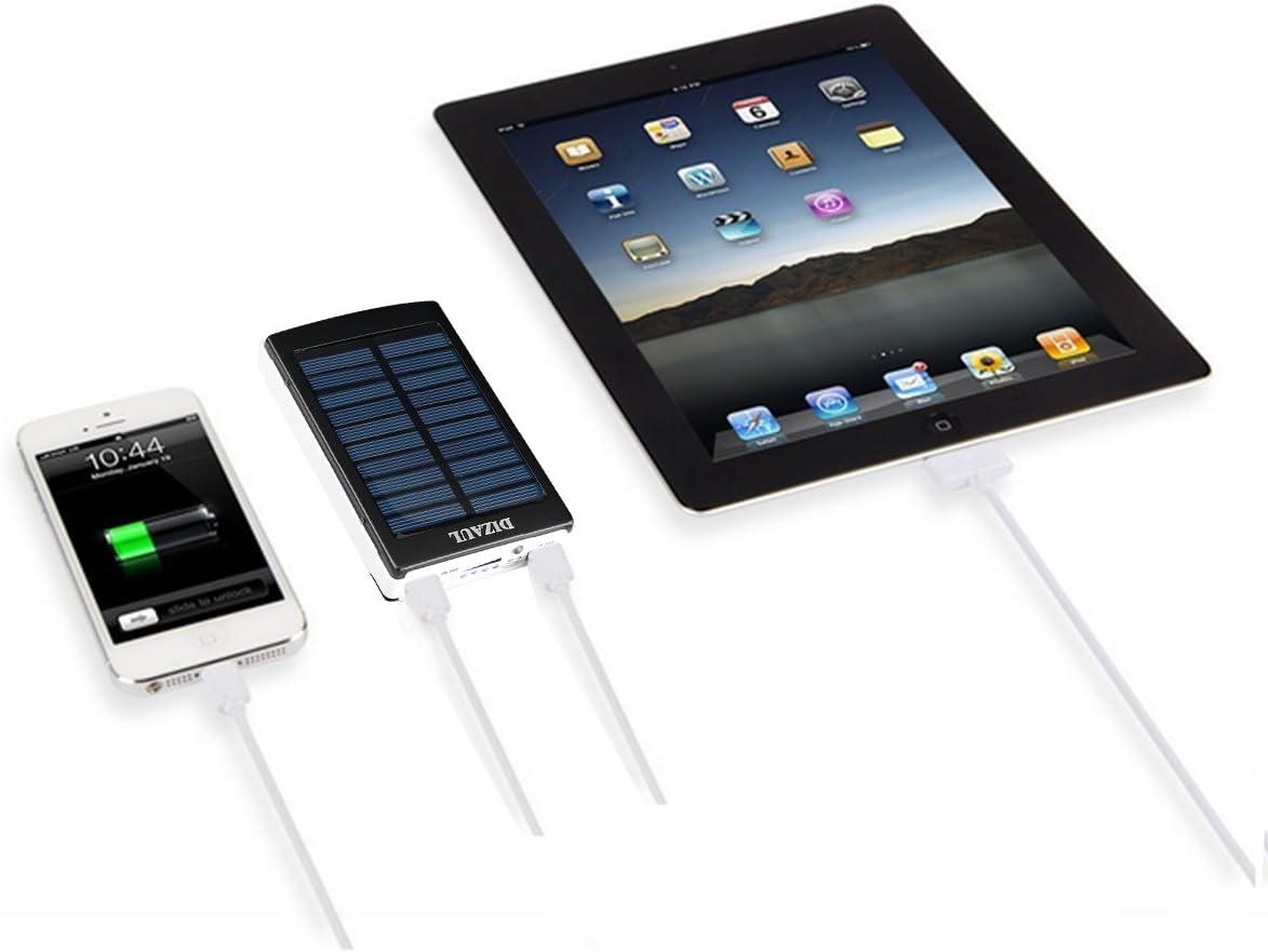 dizauL SR 1003B Solar USB Charger for