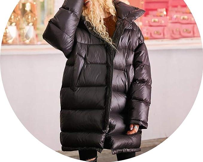 Amazon.com: Chaqueta de invierno para mujer, impermeable ...