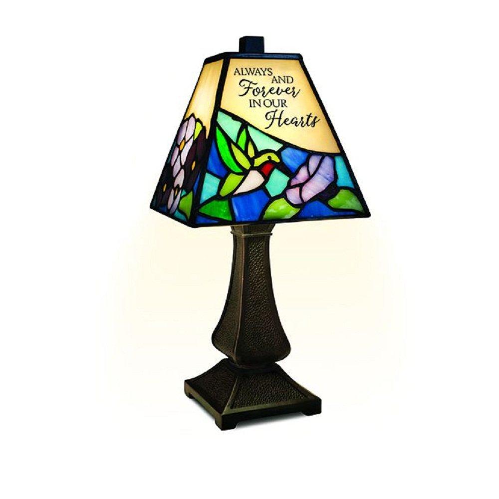 Carson Our Hearts Memorial Lamp Home Decor
