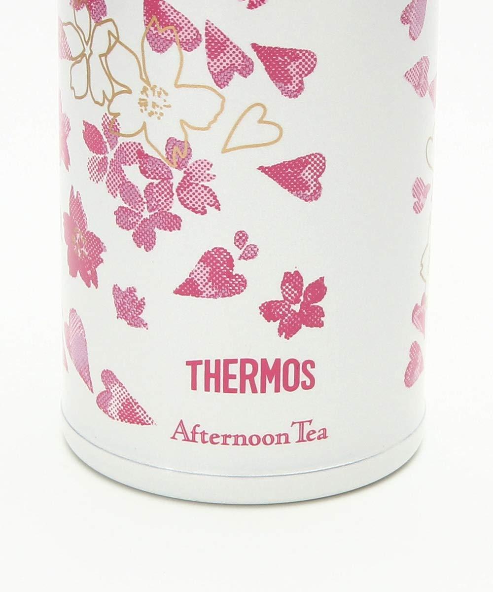 827f18c0c8747 Amazon.co.jp : [ アフタヌーンティー リビング ] AfternoonTea LIVING サーモス/桜柄ワンタッチスリムボトル  400ml ピンク : ホーム&キッチン
