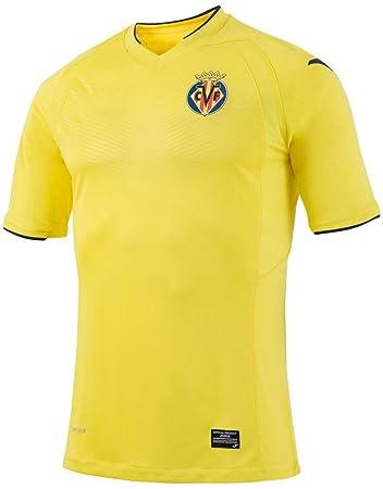 2016 2017 Villarreal CF Bruno Soriano Mario Gaspar Mateo Musacchio Home  Football Soccer Jersey In Yellow  Amazon.co.uk  Sports   Outdoors e9a36435a9704