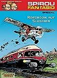 Robinson auf Schienen (Spirou & Fantasio Spezial, Band 12)