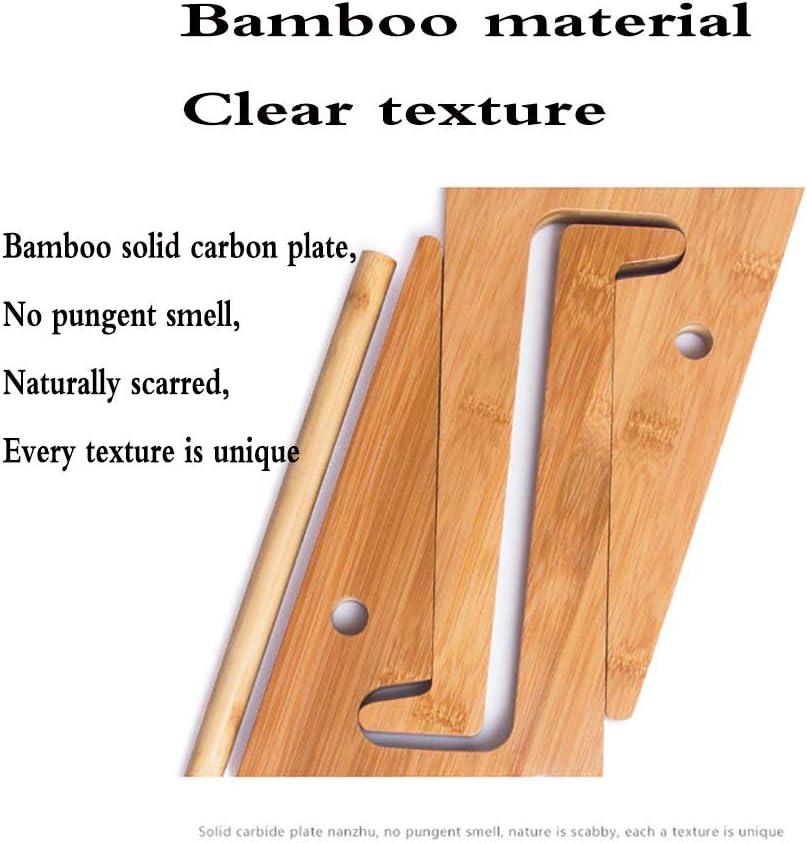 YIRENXIAO Notebook Computer Cooling Bracket Beech Wood Tablet Desktop Storage Rack