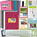 Cricut Explore Air 2 Machine Bundle - Heat Transfer, Vinyl Pack, Tools Pens & Designs from Provo Craft