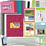 Cricut Explore Air 2 Machine Bundle - Heat Transfer, Vinyl Pack, Tools Pens & Designs