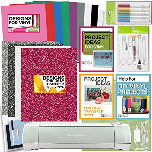 Cricut Explore Air Bundle Kamisco