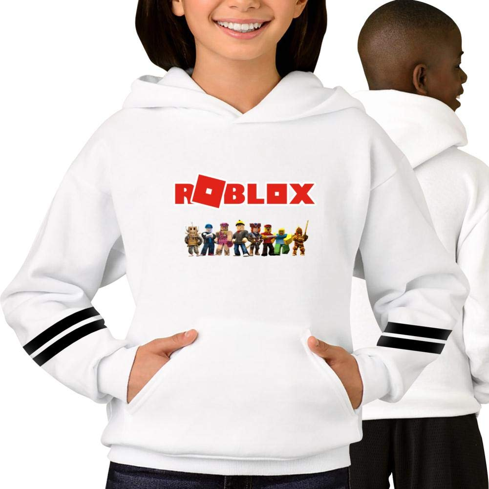 Amazoncom R Oblox Boys Girls Hoodie Unisex Teenager Kids - fashion hoodies roblox boys sports jacket kids cotton sweater child coat