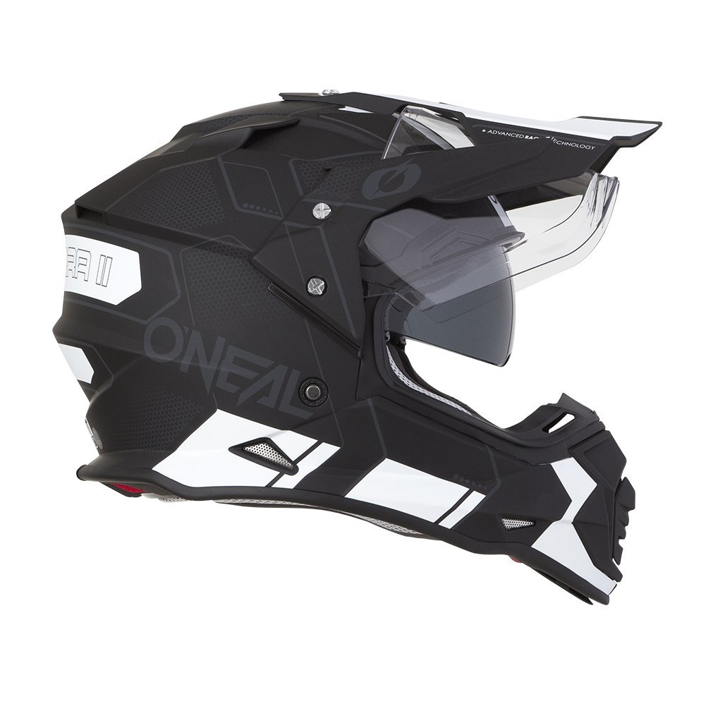 d4d54d3353a95 2019 O Neal Sierra II Helmet Comb Black White  Amazon.co.uk  Sports    Outdoors