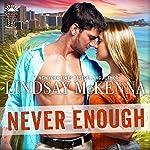 Never Enough: Delos Series, Book 3B1   Lindsay McKenna