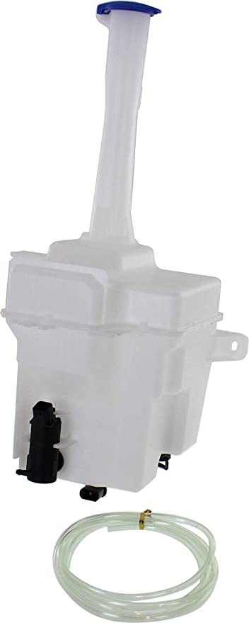 CPP Replacement Washer Fluid Reservoir HY1288121 for 2010-2012 Hyundai Santa Fe